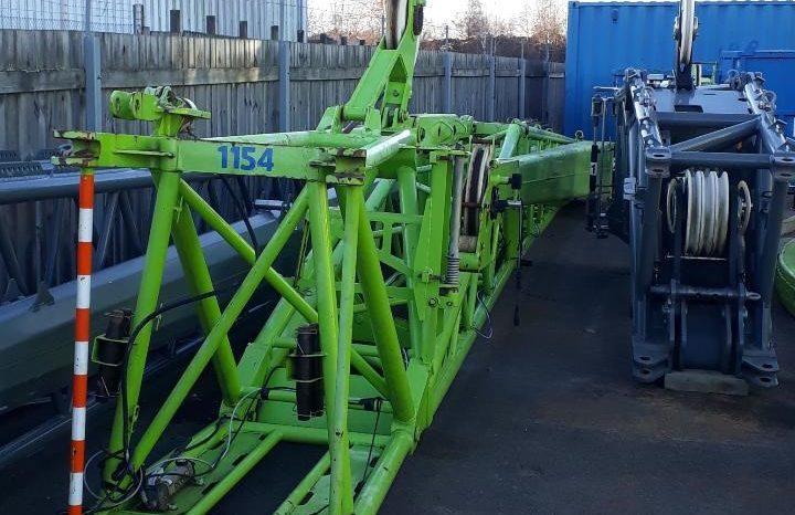 Liebherr LTM 1150-1 full