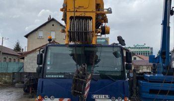 Liebherr LTM 1090/4 full