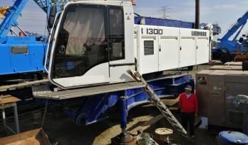 Liebherr LR 1300 full