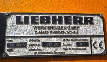 Liebherr LTM 1090/2 full