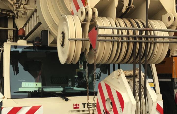 Terex Demag AC 700 full