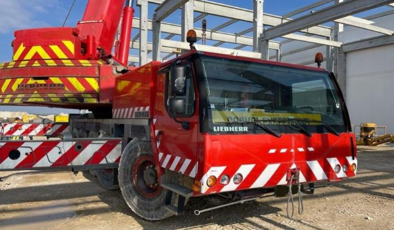 Liebherr LTM 1130-5.1 full
