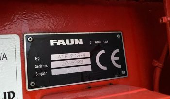 Tadano Faun ATF 90G-4 full
